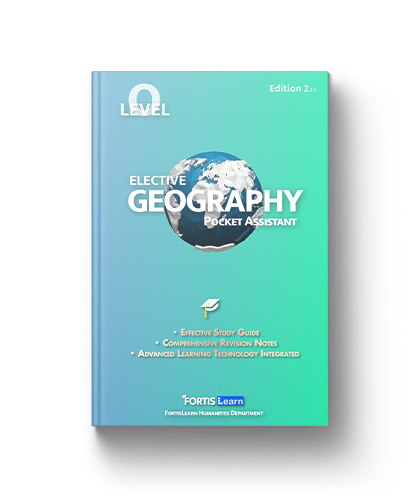 O Level Elective Geography FortisLearn Fortis Learn