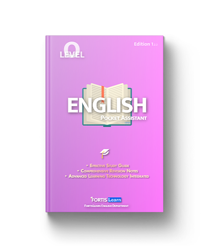 O Level English FortisLearn Fortis Learn