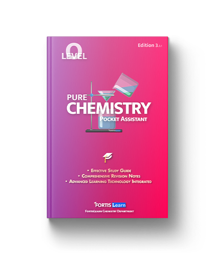 O Level Pure Chemistry FortisLearn Fortis Learn