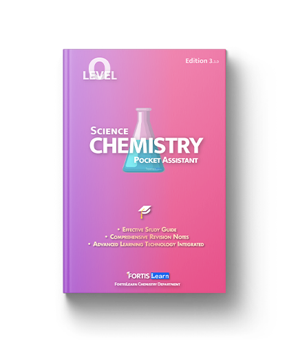 O Level Science Chemistry FortisLearn Fortis Learn